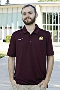 Flying C Maroon Tech Golf Shirt<br><small>NIKE</small>