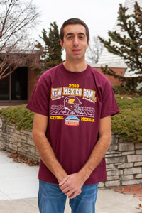 2019 New Mexico Bowl Central Michigan T-Shirt
