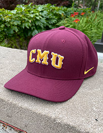 CMU Classic99 Maroon Adjustable Ball Cap<br><small>NIKE</small>