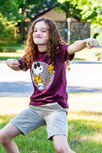 Snoopy & Woodstock Central Michigan Maroon Kid's T-Shirt<br><small>THIRD STREET</small>