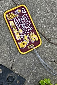 Julia Gash CMU Luggage Tag