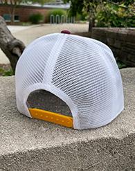 Action C Maroon & White AeroBill Classic99 Trucker Hat<br><brand>NIKE</brand>