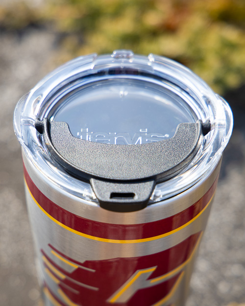 Big Flying C Central Michigan Stainless Steel Tumbler